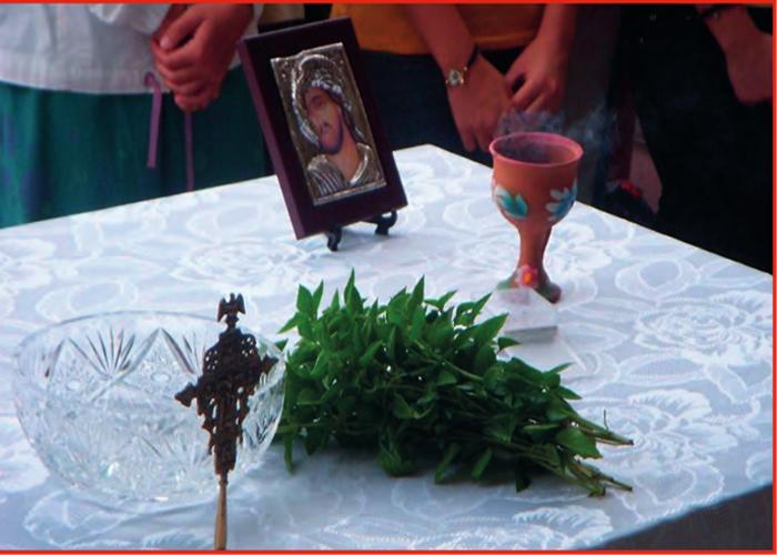 Η προσευχή στο σχολείο-Αγιασμός την πρώτη μέρα στο σχολείο
