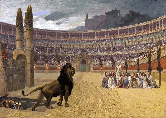 Θεματική Ενότητα 2, Διωγμοί και εξάπλωση του Χριστιανισμού , Πρόσωπα και μαρτυρίες