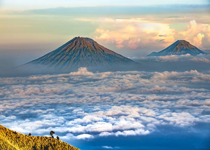 Ο ρόλος των ηφαιστείων στις αλλαγές της φύσης